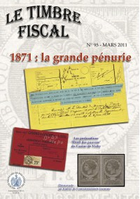 Bulletin Le Timbre Fiscal n°95...