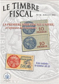Bulletin Le Timbre Fiscal n°96...