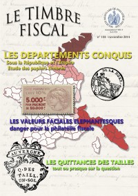 Bulletin Le Timbre Fiscal n°104...