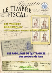 Bulletin Le Timbre Fiscal n°105...