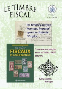 Bulletin Le Timbre Fiscal n°107...