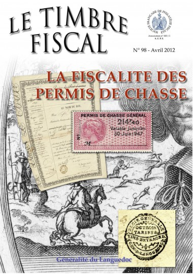 Bulletin Le Timbre Fiscal n°98 Image 1