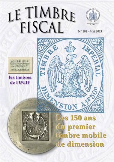 Bulletin Le Timbre Fiscal N°101 Image 1
