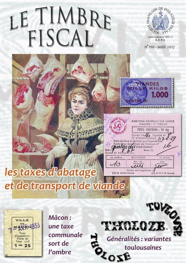 Bulletin Le Timbre Fiscal n°110